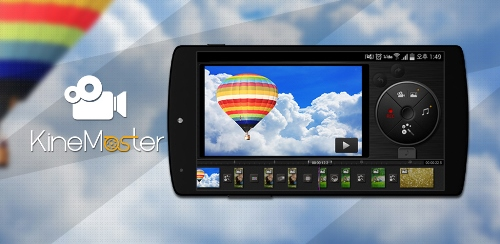 KineMaster on Android Devices
